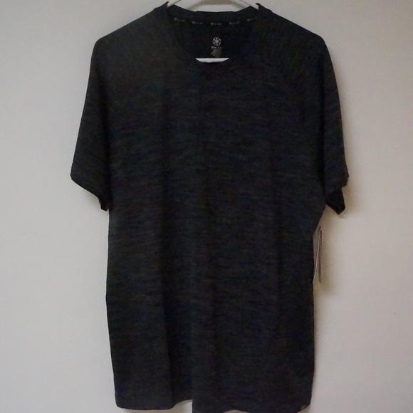 e669185dbc GAIAM Shirts | Embrace Henley Black Heather L | Poshmark
